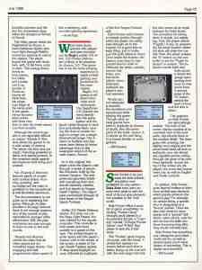 Computer Gaming World | July 1988 pg 45