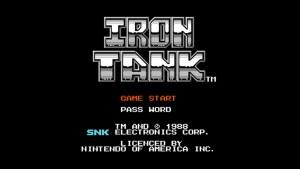 Iron Tank (NES) Game Hub