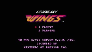 Legendary Wings (NES) Game Hub