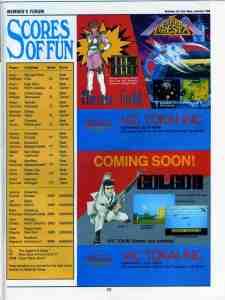 Nintendo Fun Club News | June-July 1988 pg 23