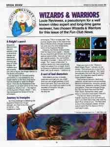 Nintendo Fun Club News | June-July 1988 pg 8