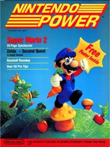 Nintendo Power | July August 1988 - pg 1