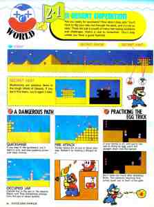 Nintendo Power | July August 1988 - pg 20