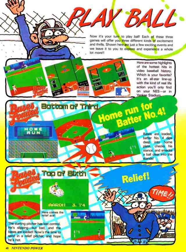 Nintendo Power July August 1988 Pg 48 Nintendo Times