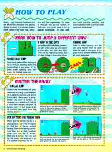 Nintendo Power | July August 1988 - pg 8