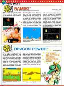 Nintendo Power   July August 1988 - pg 82