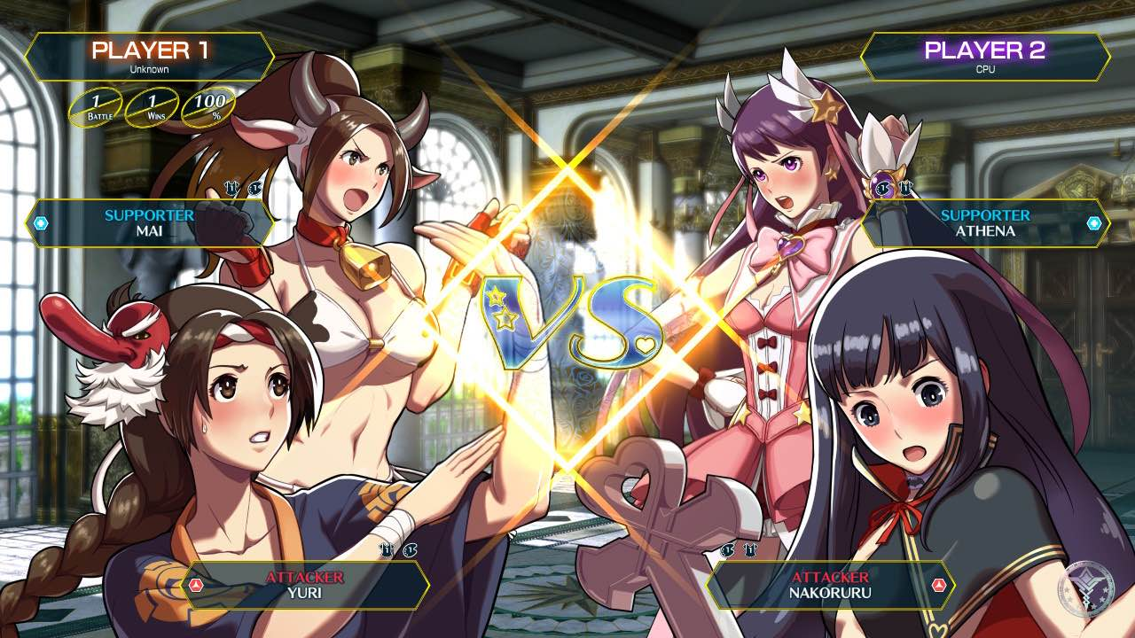 Snk Heroines Tag Team Frenzy Review Nintendo Times