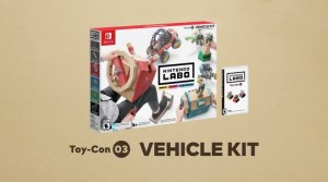 Nintendo Labo Vehicle Kit Will Be Compatible With Mario Kart 8 Deluxe