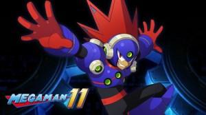 Blast Man Explodes Onto The Scene In Mega Man 11