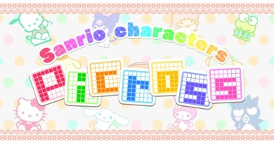 Sanrio Characters Picross Hits 3DS This Week