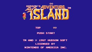 Adventure Island (NES) Game Hub