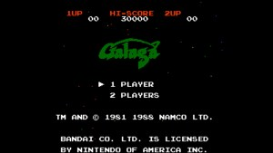 Galaga (NES) Game Hub