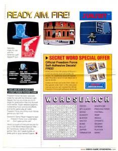 Sunsoft Game Time News   Summer 1988 - Pg 2