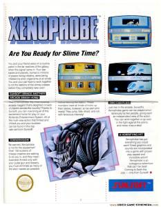 Sunsoft Game Time News   Summer 1988 - Pg 3