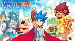 Monster Boy And The Cursed Kingdom Gets Release Date