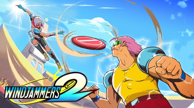Windjammers 2 Announced For 2019 On Switch; Original Hits October 23