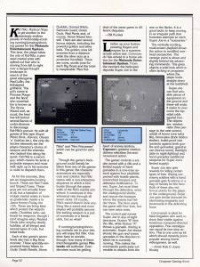 Computer Gaming World | September 1988 pg52