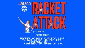 Racket Attack (NES) Game Hub