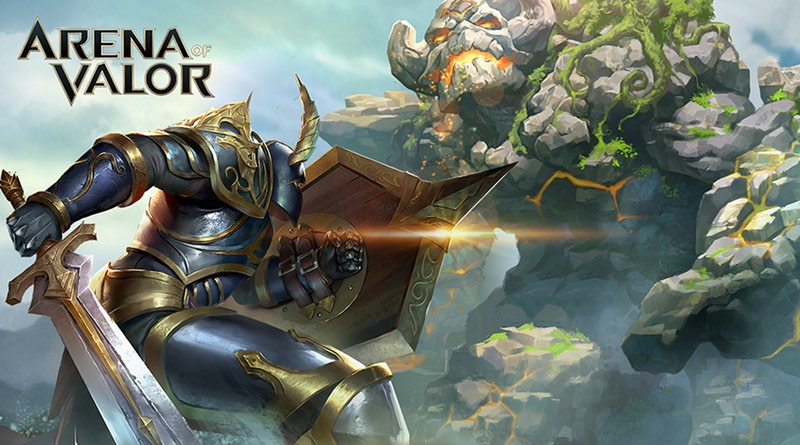 Popular Free-To-Play Arena Of Valor Now Available For Switch