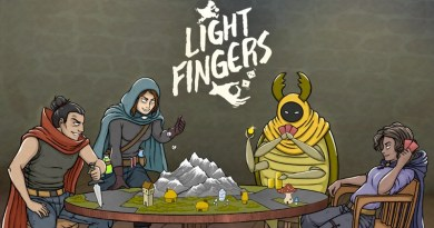Light Fingers Review