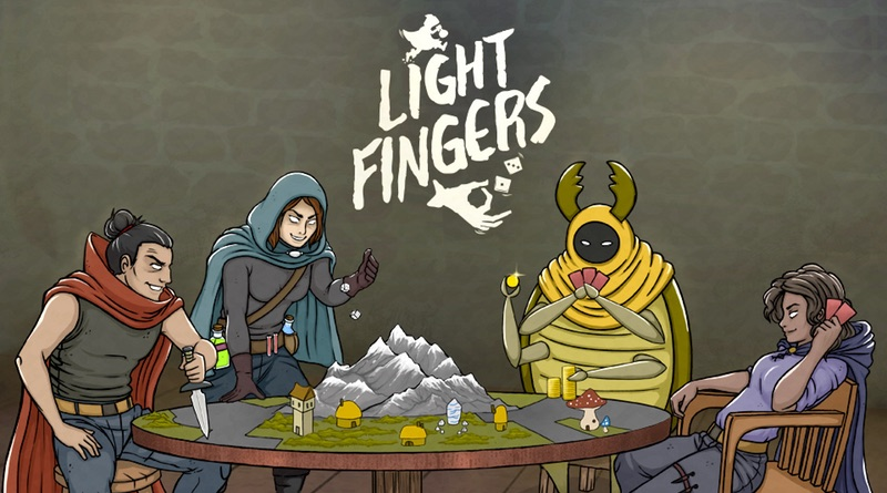 Light Fingers Review