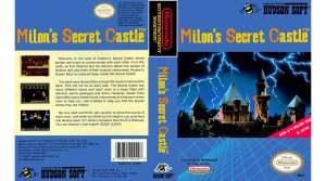 Milon's Secret Castle Review