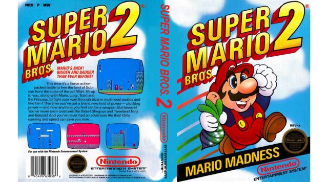 Super Mario Bros 2 Review Nintendo Times