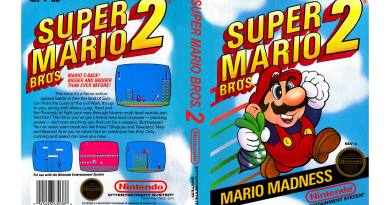 Super Mario Bros. 2 Review