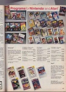 1988 J.C. Penney Christmas Catalog | NES Atari p387