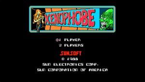 Xenophobe (NES) Game Hub