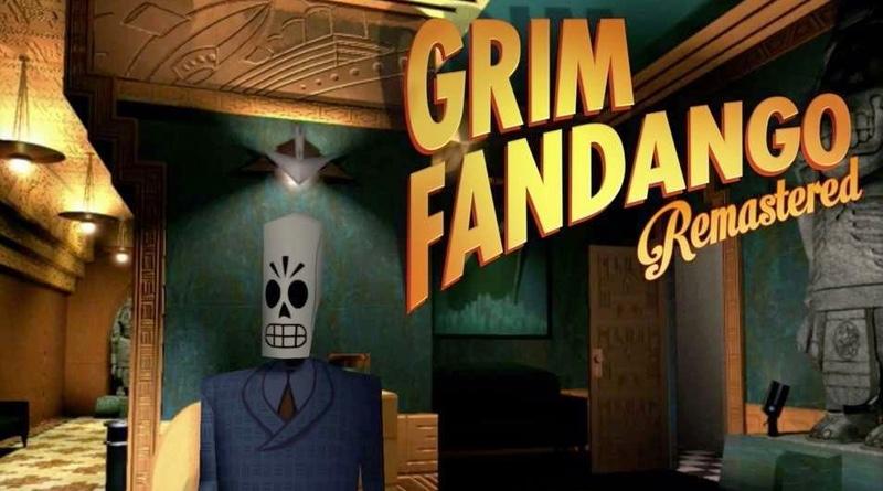 Grim fandango game porn