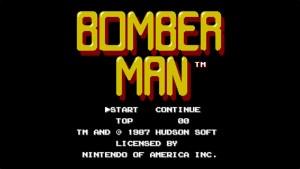 Bomberman (NES) Game Hub
