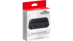Nintendo Selling Switch GameCube Controller Adapter Online