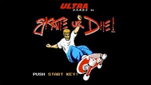 Skate Or Die (NES) Game Hub