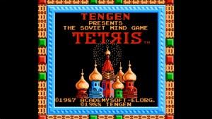 Tetris (Tengen) Game Hub
