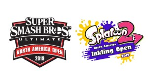 Super Smash Bros. Ultimate & Splatoon 2 North American Open Announced