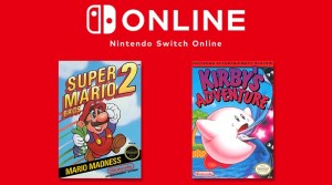 Kirby's Adventure & Super Mario Bros. 2 Are Coming To Switch Online Feb. 13