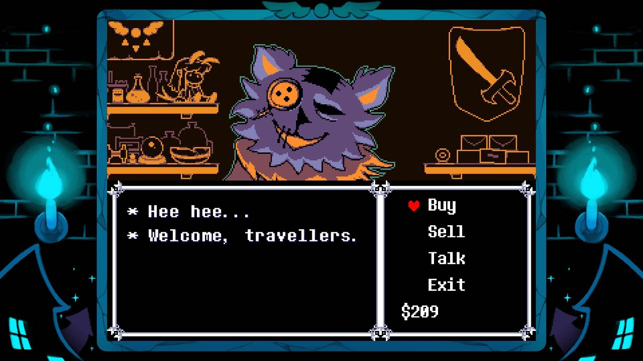 Deltarune: Chapter 1 Review – Nintendo Times