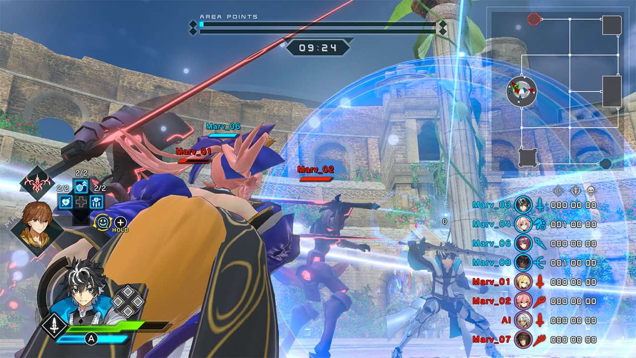 Fate/Extella Link Review – Nintendo Times