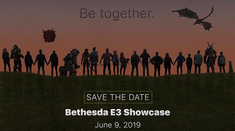 E3 2019 Bethesda showcase