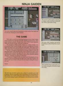 Game Player's Strategy Guide to Nintendo Games Issue 2 Pg. 065