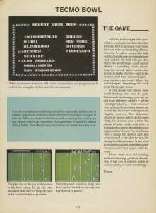 Game Player's Strategy Guide to Nintendo Games Issue 2 Pg. 118