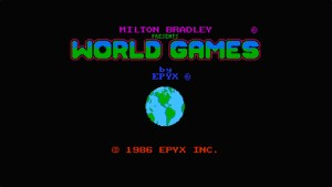 World Games (NES) Game Hub