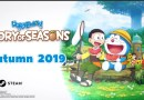 Doraemon Story Of Seasons Sprouts On Switch This Fall