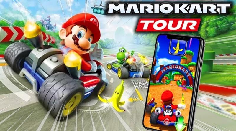 Hands On Mario Kart Tour Nintendo Times