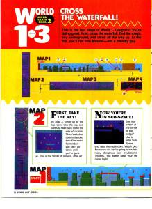 Nintendo Power | July Aug 89 | SMB 2 Hint Book - 10