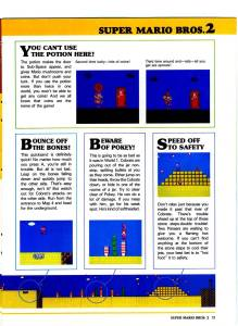 Nintendo Power | July Aug 89 | SMB 2 Hint Book - 15