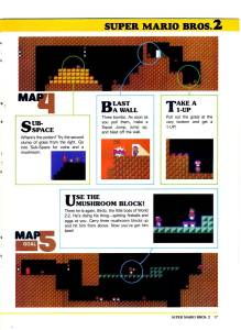 Nintendo Power | July Aug 89 | SMB 2 Hint Book - 17