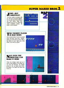 Nintendo Power | July Aug 89 | SMB 2 Hint Book - 33