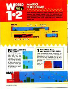 Nintendo Power | July Aug 89 | SMB 2 Hint Book - 8